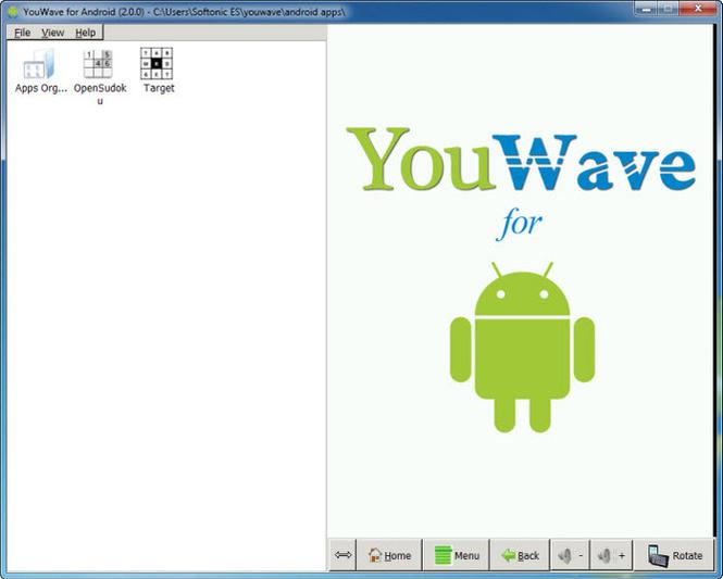 YouWave Screenshot 2