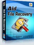 Aidfile recovery software professional edition Screenshot 1