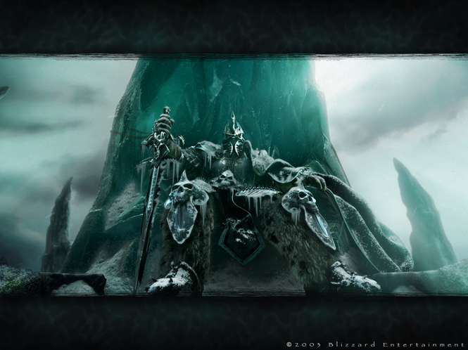 warcraft iii frozen throne  for mac
