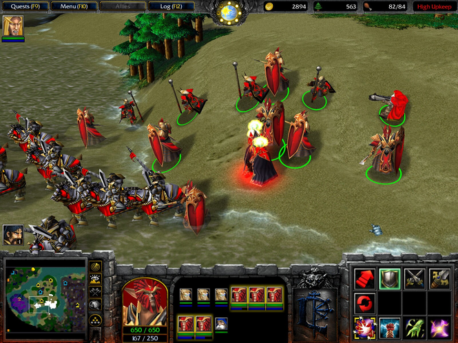 Warcraft III: The Frozen Throne Screenshot 4