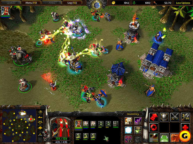 Warcraft III: The Frozen Throne Screenshot 5