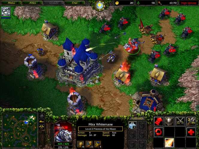 Warcraft III: The Frozen Throne Screenshot 7