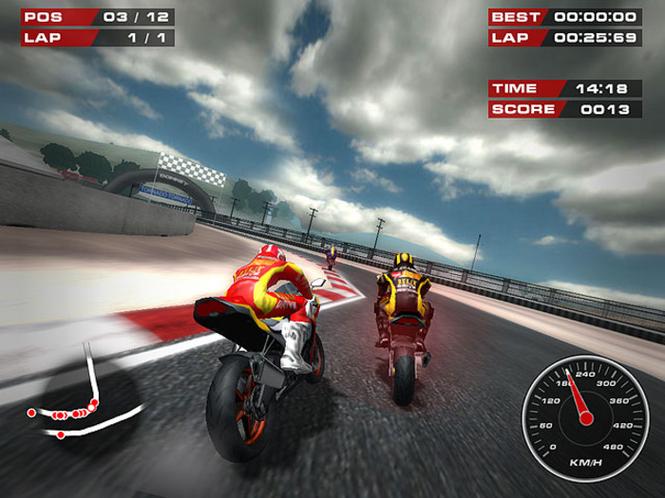 Superbike Racers Screenshot 2