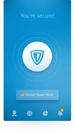 ZenMate VPN for Windows Screenshot