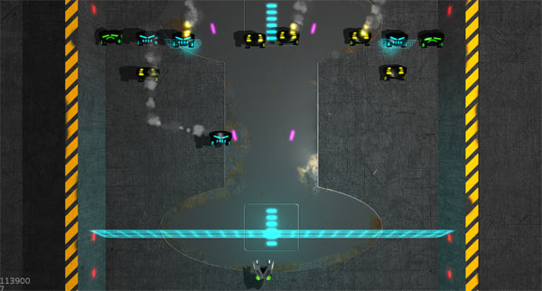 Invader Attack 2 Screenshot