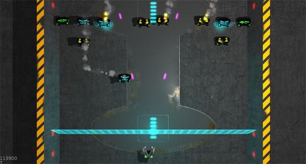 Invader Attack 2 Screenshot 1