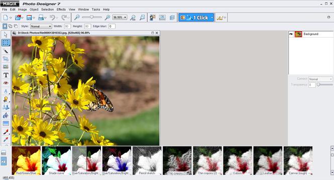 Magix Photo Designer Screenshot 2