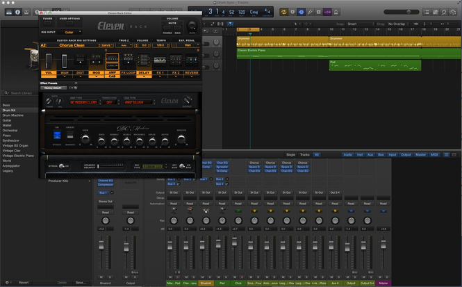Eleven Rack Screenshot 3