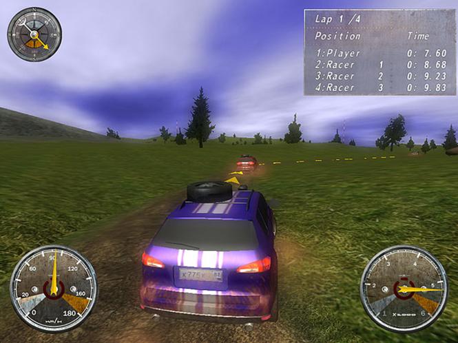 Extreme 4x4 Racing Screenshot 2