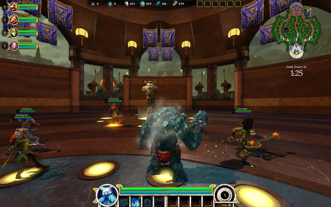Smite Screenshot 2