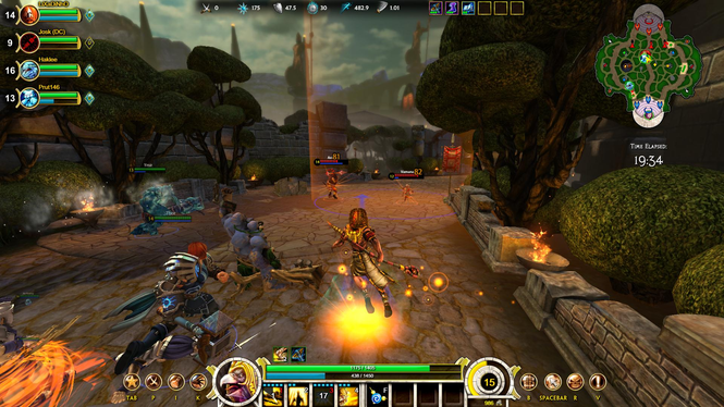 Smite Screenshot 3