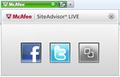 McAfee SiteAdvisor 2