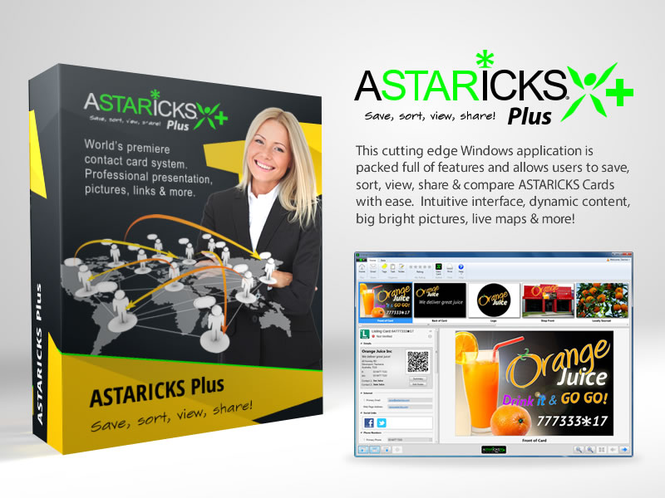 ASTARICKS Plus Screenshot 1