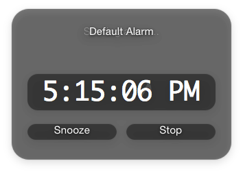 Alarm Clock Screenshot 9