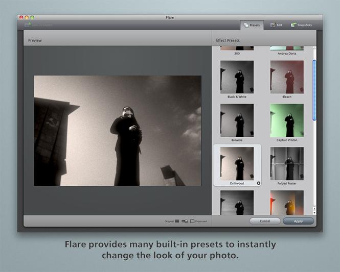 Flare Screenshot 4