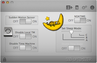 Chameleon SSD Optimizer Screenshot 3