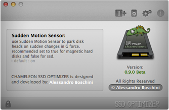 Chameleon SSD Optimizer Screenshot 4