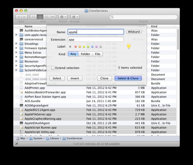 XtraFinder Screenshot 3