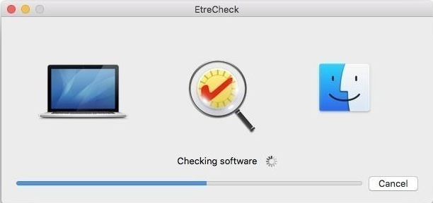 EtreCheck Screenshot