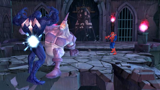 Spider-Man: Friend or Foe Screenshot 4