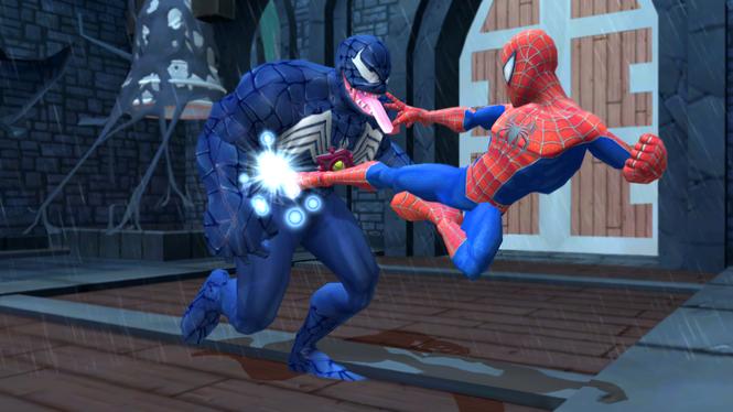 Spider-Man: Friend or Foe Screenshot 3