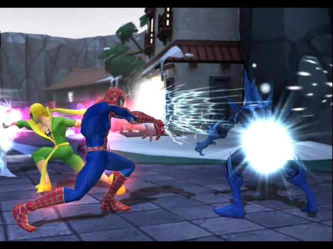 Spider-Man: Friend or Foe Screenshot 5