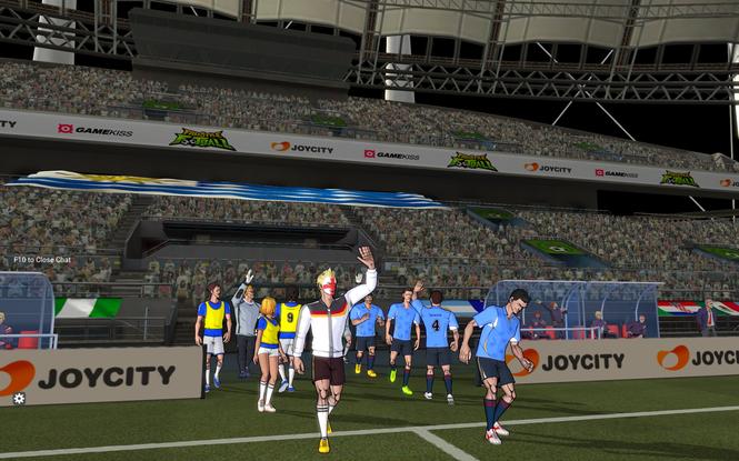 FreeStyle Football Screenshot 1