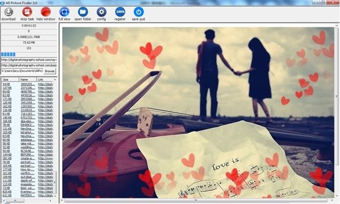 All Picture Finder Screenshot 1