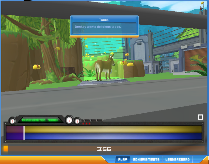 Unity Web Player Screenshot 1