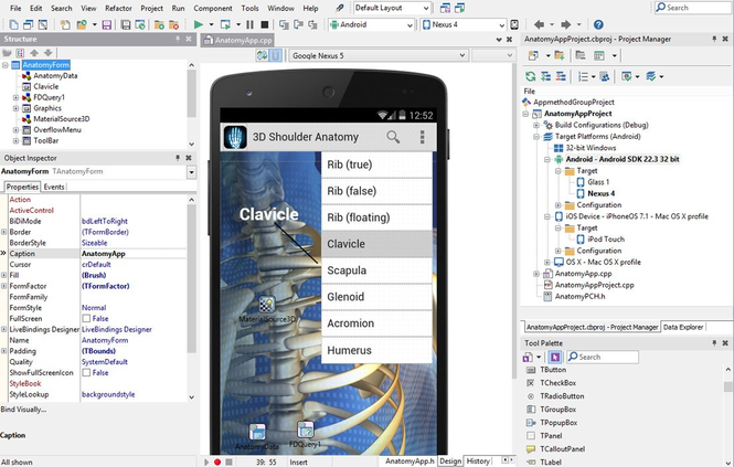 Appmethod Screenshot