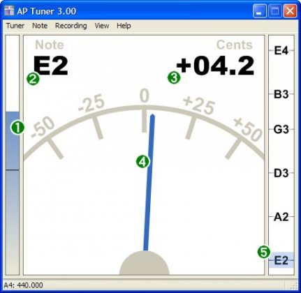 AP Tuner Screenshot 1