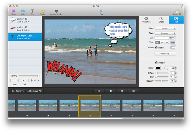 PicGIF for Mac Screenshot 4