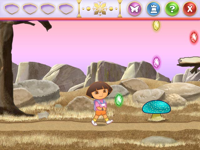 Dora Saves the Crystal Kingdom Screenshot 1
