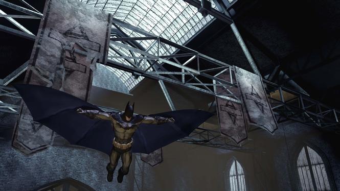 Batman: Arkham Asylum Screenshot 2