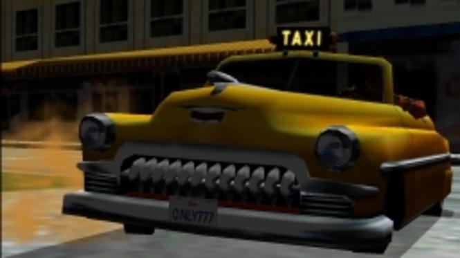 Crazy Taxi Screenshot 1
