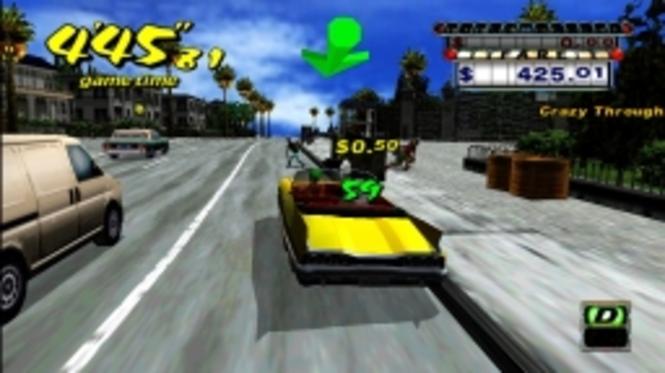 Crazy Taxi Screenshot 3