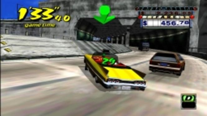 Crazy Taxi Screenshot 4