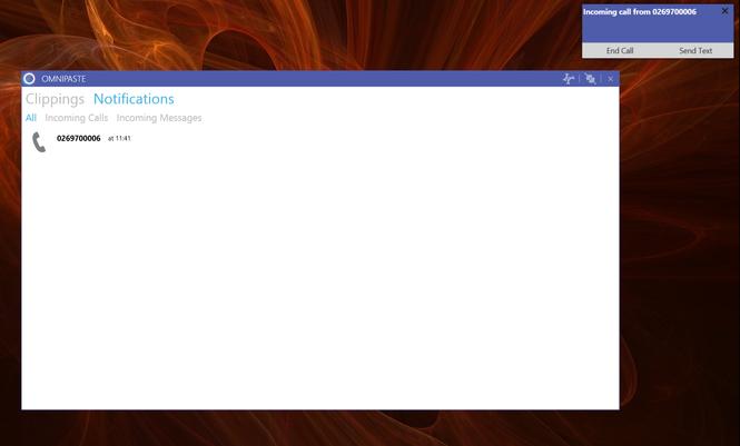 Omnipaste Screenshot 2