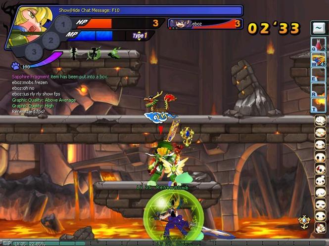 Grand Chase Screenshot 2