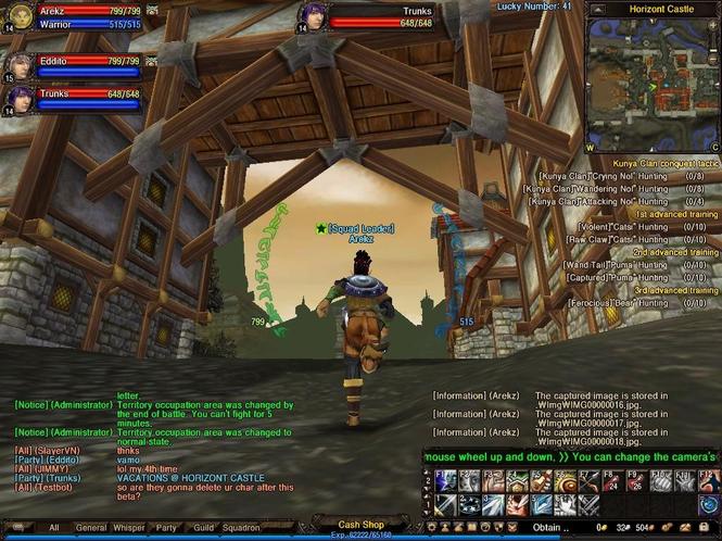 4Story Screenshot 3