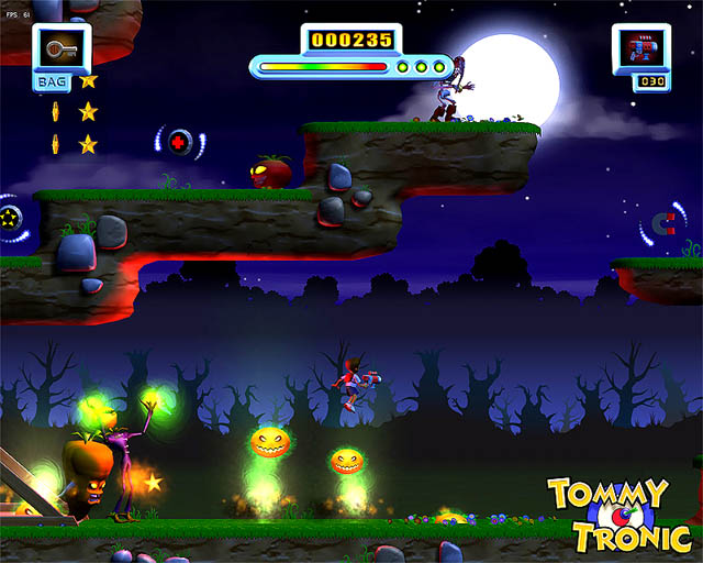 Tommy Tronic Screenshot 4