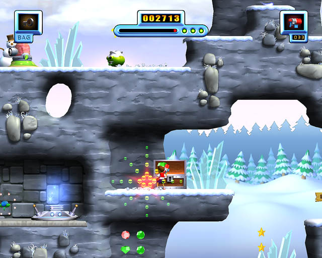 Tommy Tronic Screenshot 2