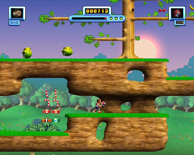 Tommy Tronic Screenshot 1