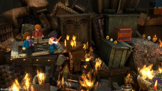 LEGO Harry Potter 5-7 Screenshot