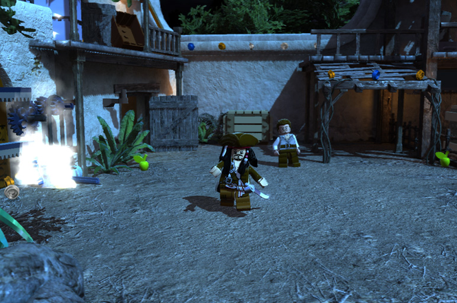 Lego Pirates of the Caribbean Screenshot 2
