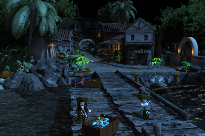 Lego Pirates of the Caribbean Screenshot 4