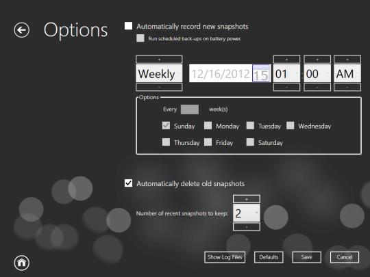 RecImg Manager Screenshot 2