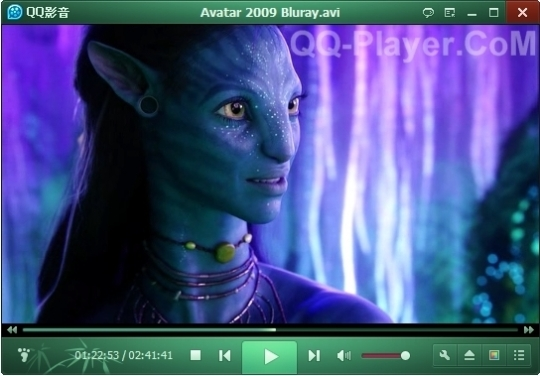 QQ Player Screenshot