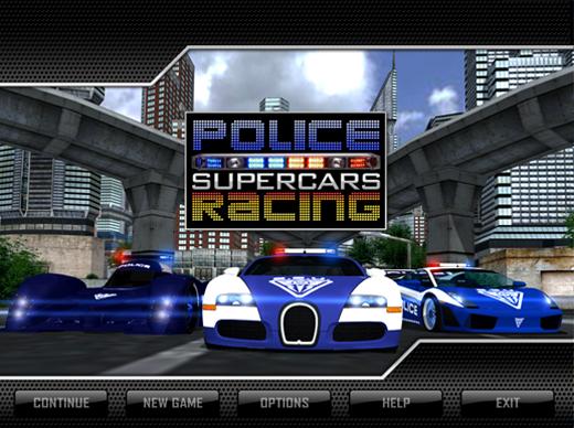 Police Supercars Racing Screenshot 4