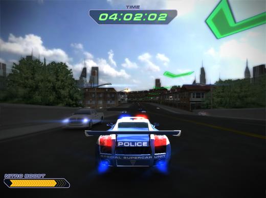 Police Supercars Racing Screenshot 2